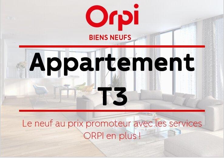 Appartement à vendre 3 62.36m2 à Villeurbanne vignette-1