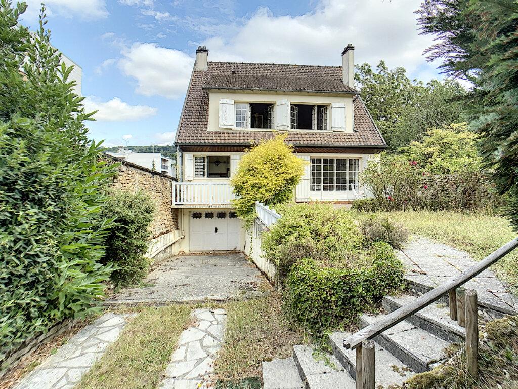 Maison à vendre 6 163m2 à Villebon-sur-Yvette vignette-2