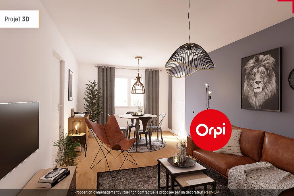 Appartement à vendre 4 73.23m2 à Saint-Priest vignette-1