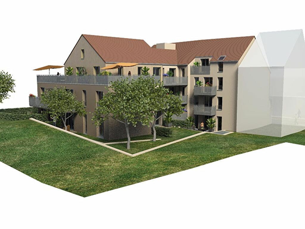 Appartement à louer 2 37.02m2 à Osny vignette-3