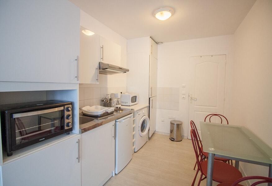 Appartement à louer 1 24m2 à Osny vignette-5