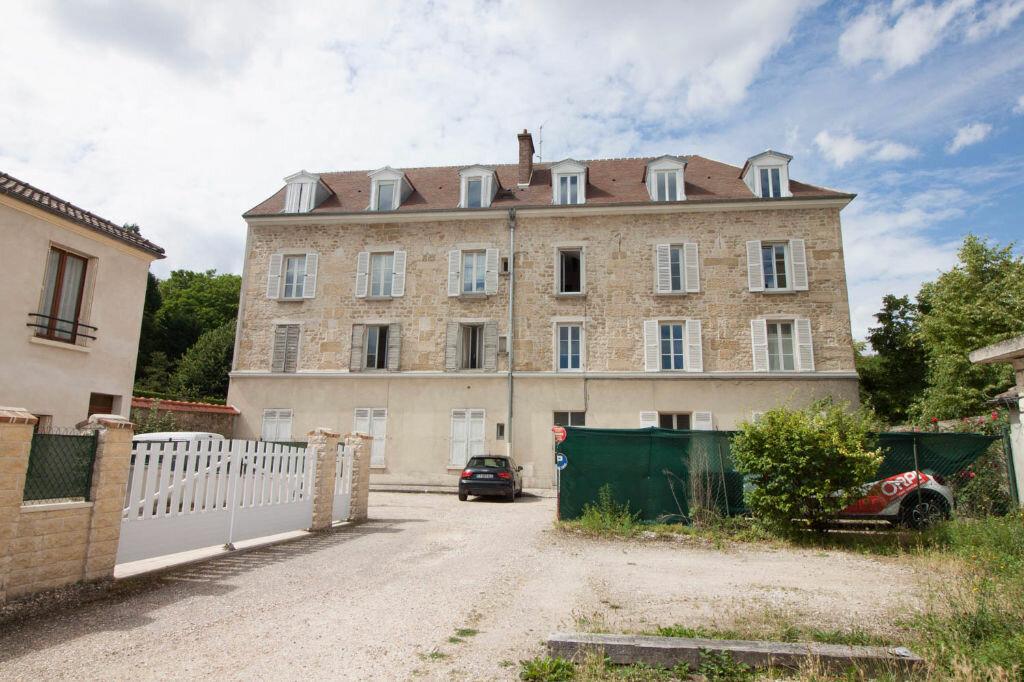 Appartement à louer 2 43.51m2 à Pontoise vignette-1