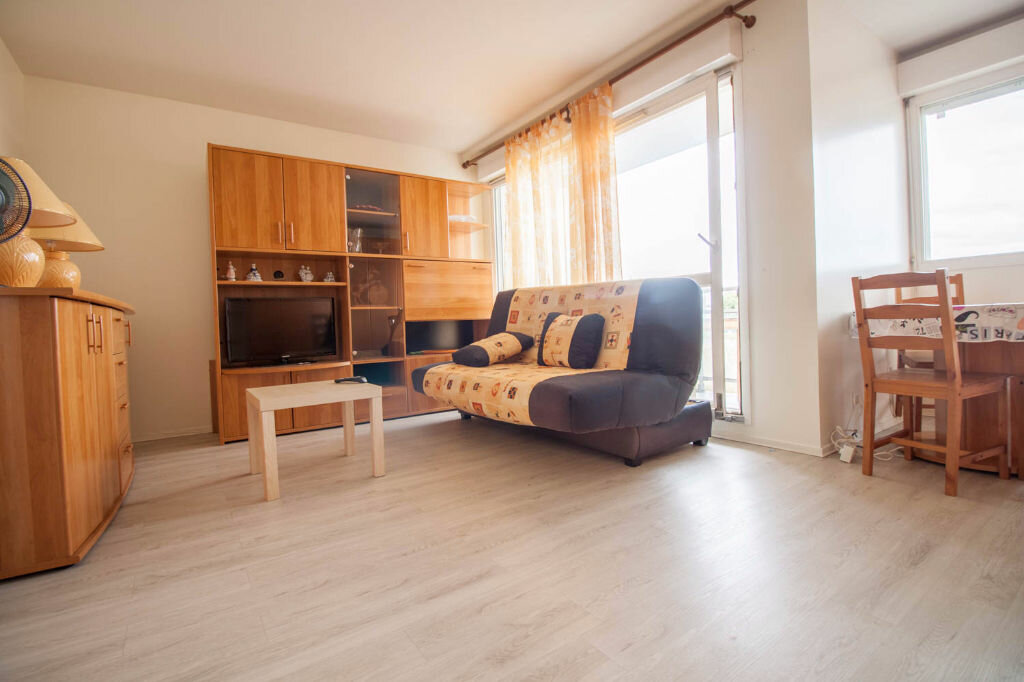 Appartement à louer 1 33.45m2 à Cergy vignette-2
