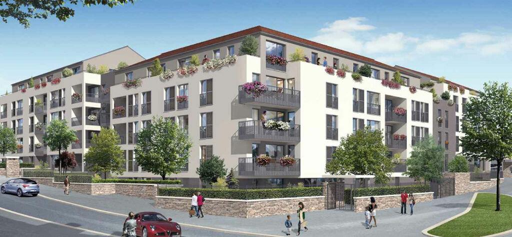 Appartement à louer 2 40.55m2 à Osny vignette-10