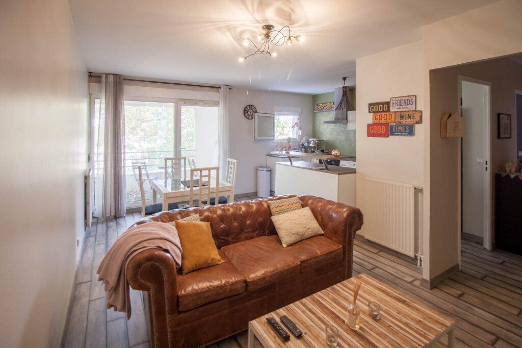 Appartement à louer 2 45.68m2 à Cergy vignette-1