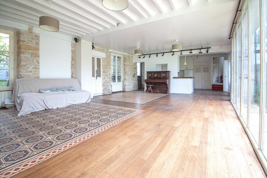 Maison à louer 6 140m2 à Avernes vignette-4