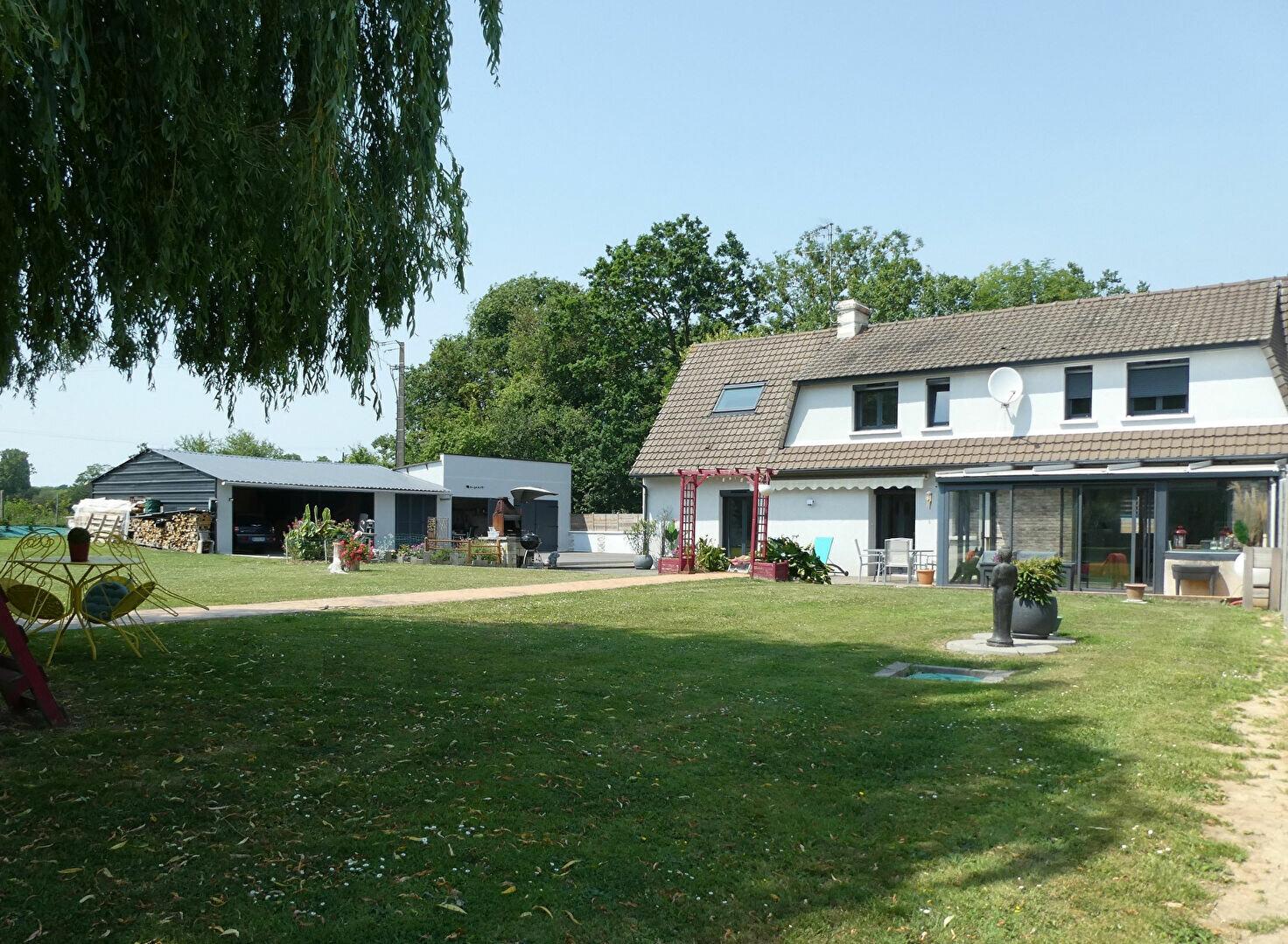 Maison à vendre 6 150m2 à Canteloup vignette-1