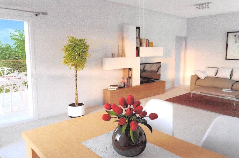 Appartement à vendre 2 40.08m2 à Vaulx-en-Velin vignette-1