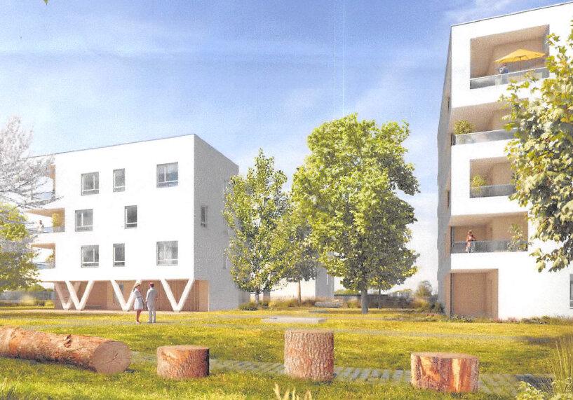Appartement à vendre 2 40.08m2 à Vaulx-en-Velin vignette-3