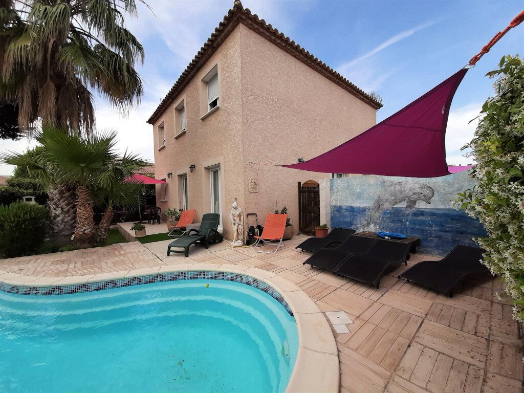 Maison à vendre 6 133m2 à Frontignan vignette-2