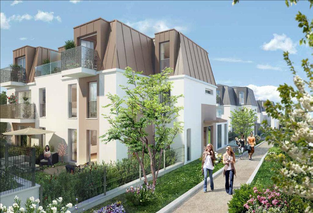 Appartement à vendre 3 66m2 à Sèvres vignette-1