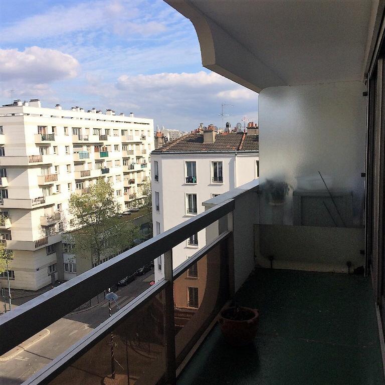 Appartement à louer 1 33.61m2 à Clichy vignette-3