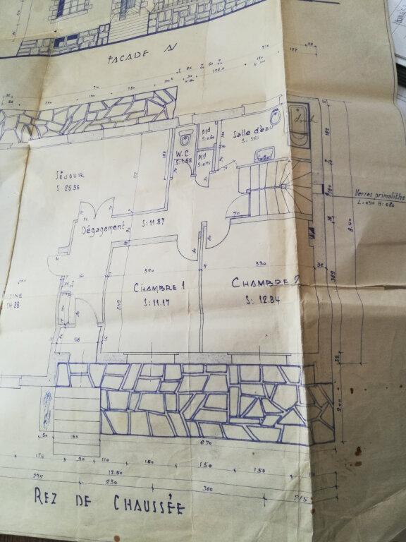 Maison à vendre 8 151.76m2 à Arzano plan-1