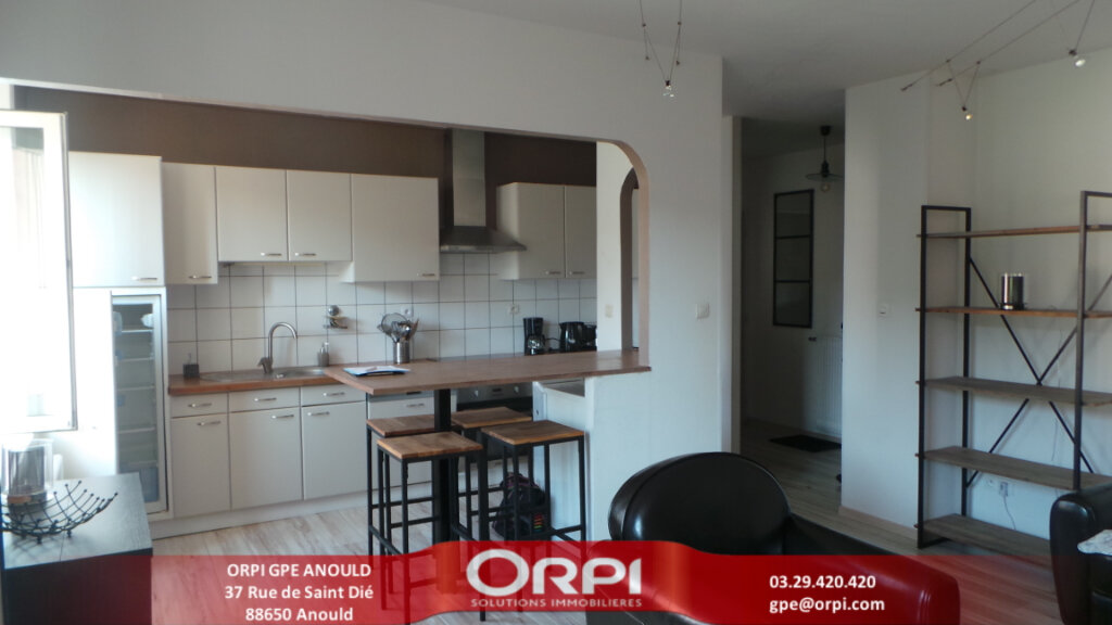 Appartement à louer 3 57m2 à Saint-Dié-des-Vosges vignette-1
