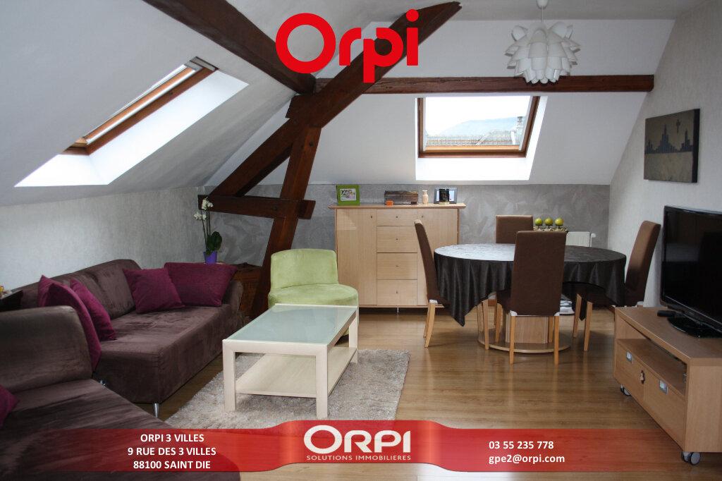 Appartement à vendre 4 79.65m2 à Saint-Dié-des-Vosges vignette-2