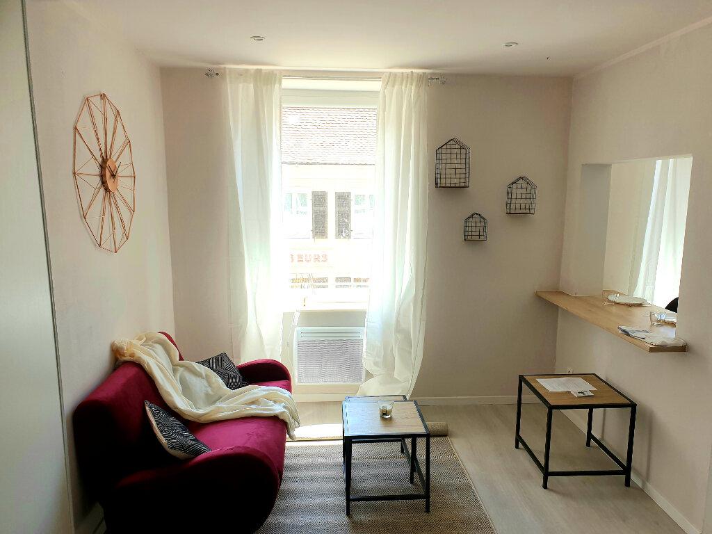 Appartement à louer 2 37m2 à Le Bonhomme vignette-3
