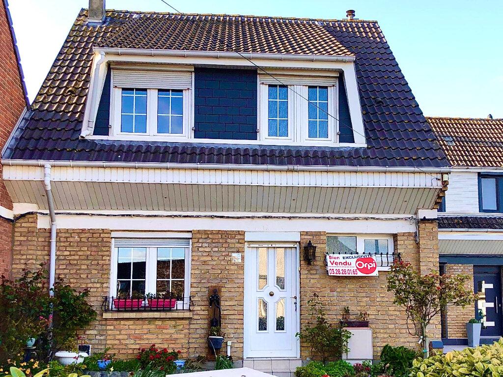 Maison à vendre 4 95m2 à Leffrinckoucke vignette-1