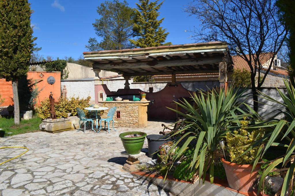 Maison à vendre 5 115m2 à Arpaillargues-et-Aureillac vignette-7