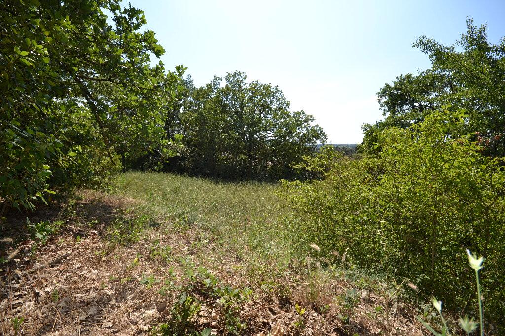 Terrain à vendre 0 7695m2 à Vers-Pont-du-Gard vignette-1