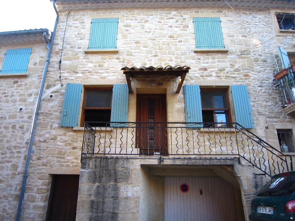 Maison à vendre 4 82m2 à Saint-Bonnet-du-Gard vignette-1