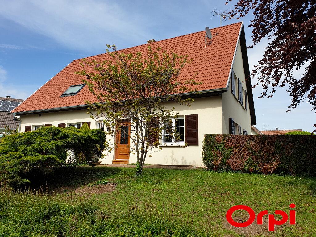 Maison à vendre 9 186m2 à Thann vignette-1