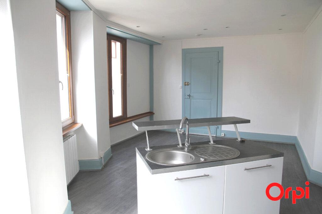 Appartement à louer 2 37m2 à Thann vignette-2