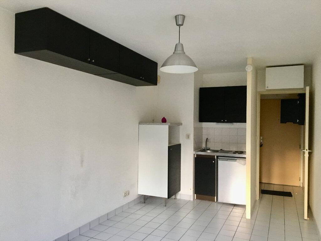 Appartement à louer 1 20.93m2 à Nantes vignette-1
