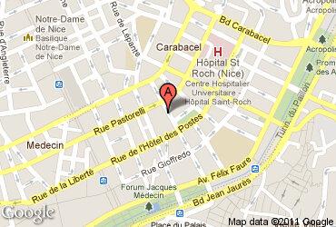 Appartement à louer 1 16.5m2 à Nice vignette-3