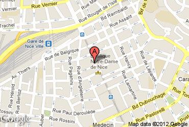 Appartement à louer 2 23m2 à Nice vignette-8