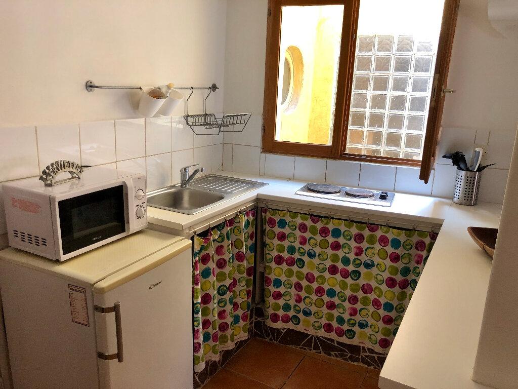 Appartement à louer 1 26.17m2 à Nice vignette-5
