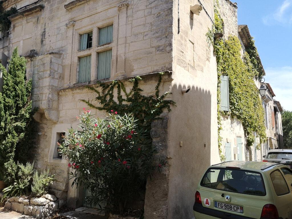 Maison à louer 3 62m2 à Saint-Hilaire-d'Ozilhan vignette-1