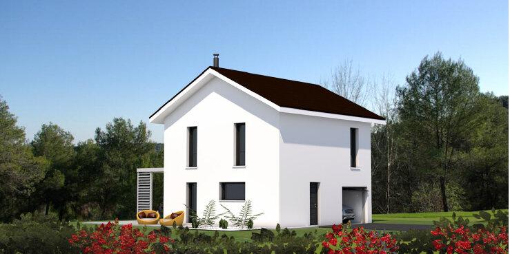 Maison à vendre 5 101m2 à La Roche-sur-Foron vignette-1