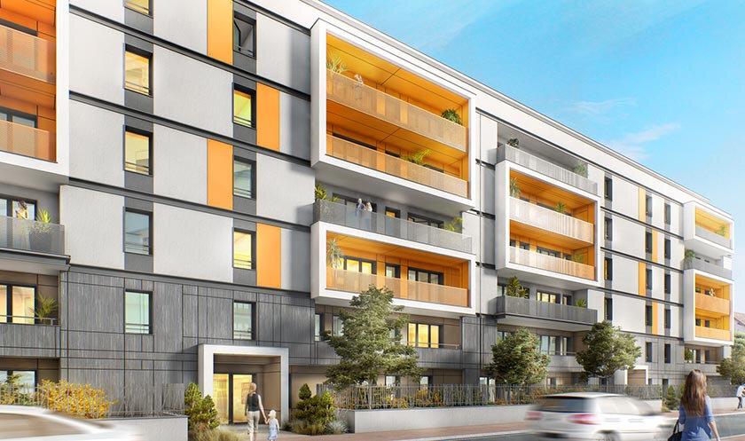 Appartement à vendre 3 66.41m2 à Annemasse vignette-1