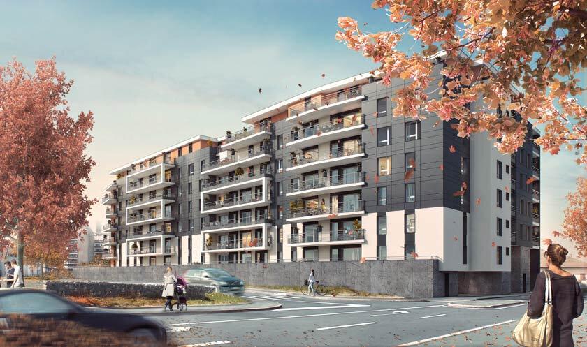 Appartement à vendre 2 44.74m2 à Thonon-les-Bains vignette-1