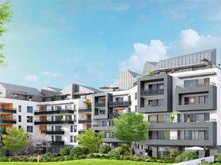 Appartement à vendre 3 71.95m2 à Saint-Julien-en-Genevois vignette-1