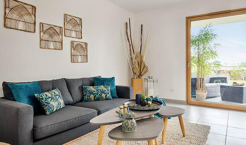 Appartement à vendre 4 106m2 à Thonon-les-Bains vignette-2