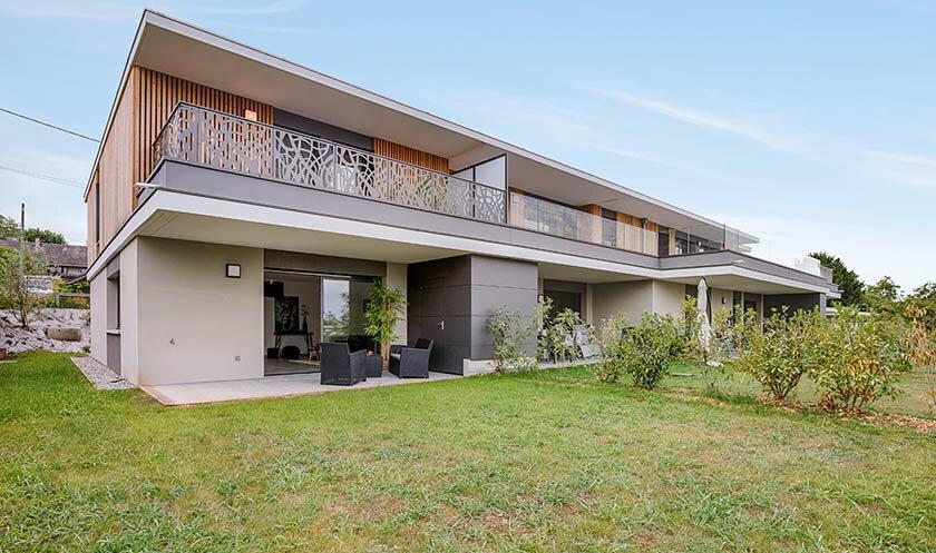 Appartement à vendre 4 106m2 à Thonon-les-Bains vignette-5