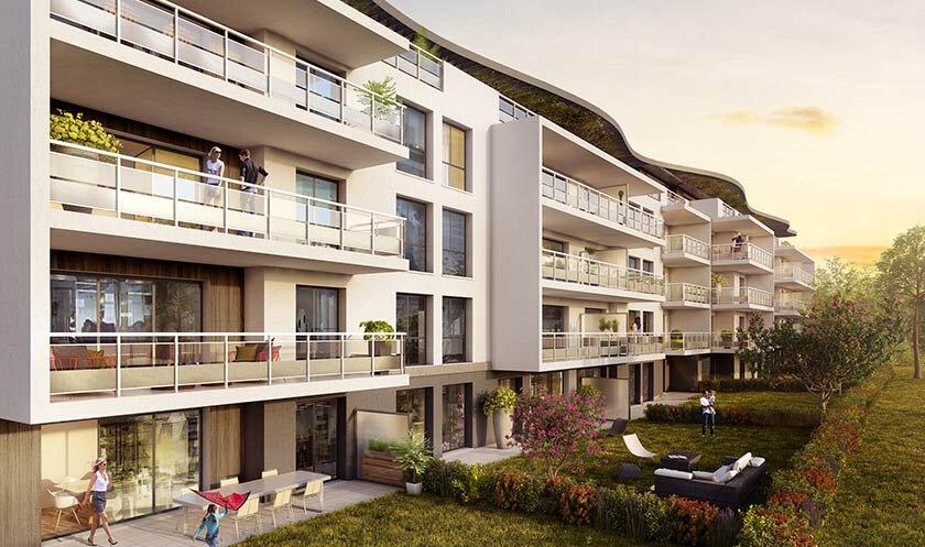 Appartement à vendre 2 40.58m2 à Étrembières vignette-2