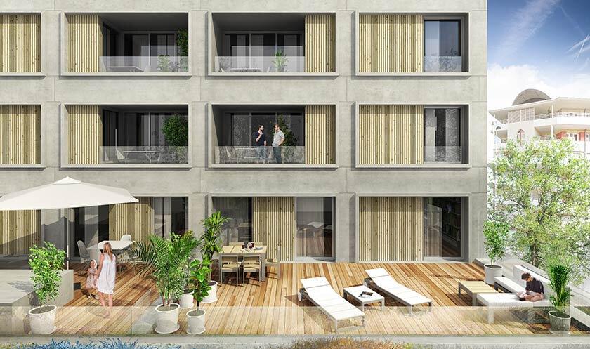 Appartement à vendre 3 63m2 à Annemasse vignette-2