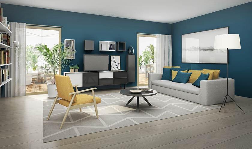 Appartement à vendre 3 63m2 à Annemasse vignette-3