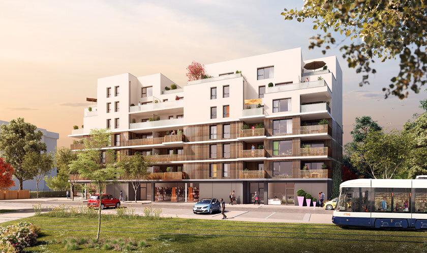 Appartement à vendre 3 79.28m2 à Ambilly vignette-1