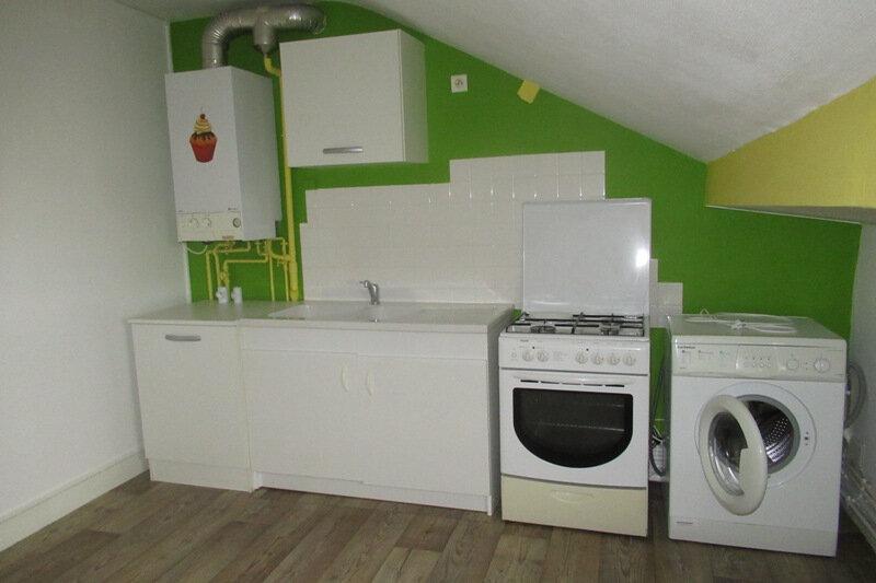 Appartement à louer 1 35m2 à Périgueux vignette-1