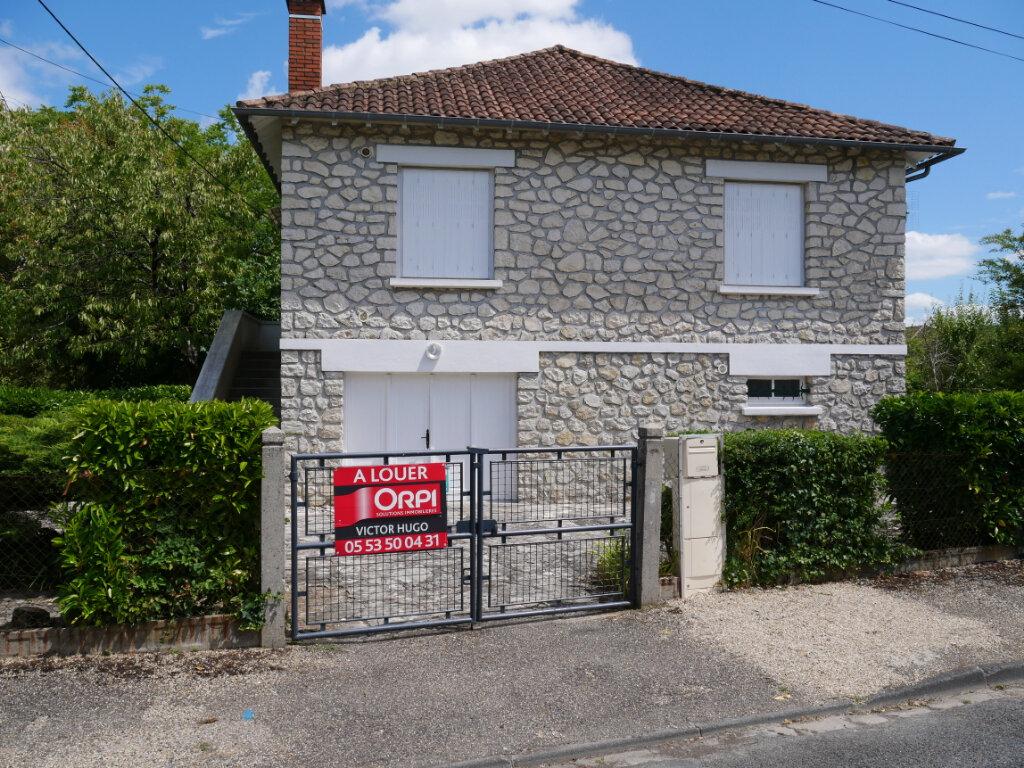 Maison à louer 4 90m2 à Terrasson-Lavilledieu vignette-1