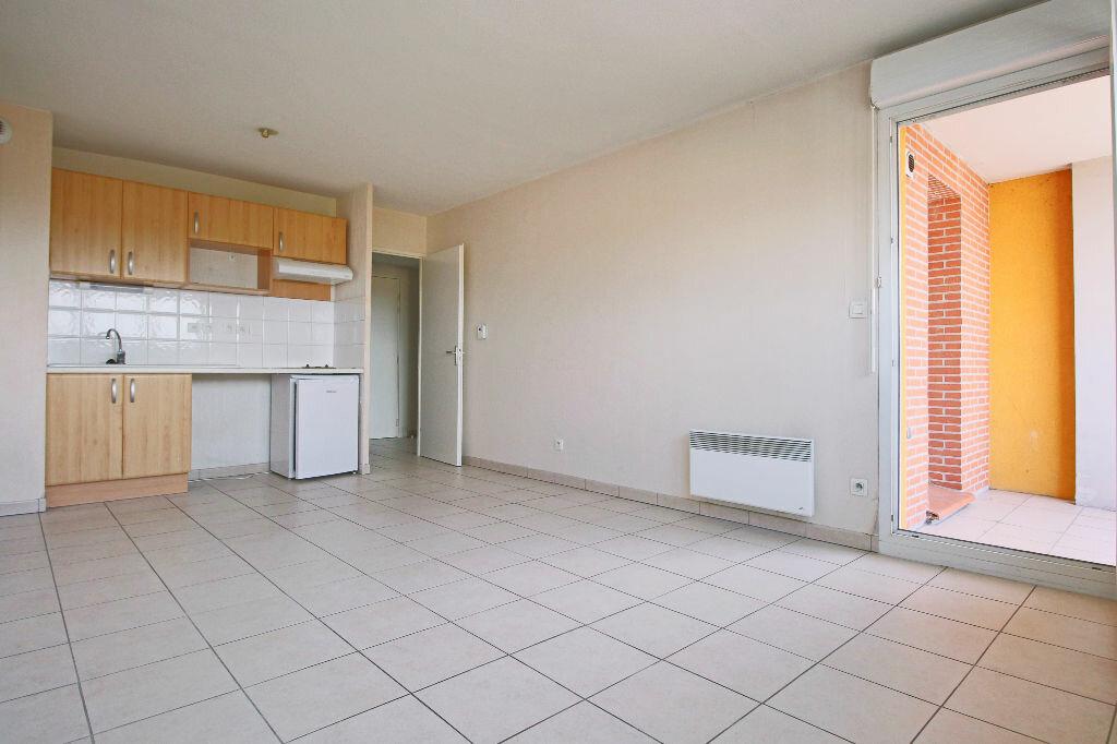 Appartement à louer 2 40.24m2 à Aucamville vignette-1