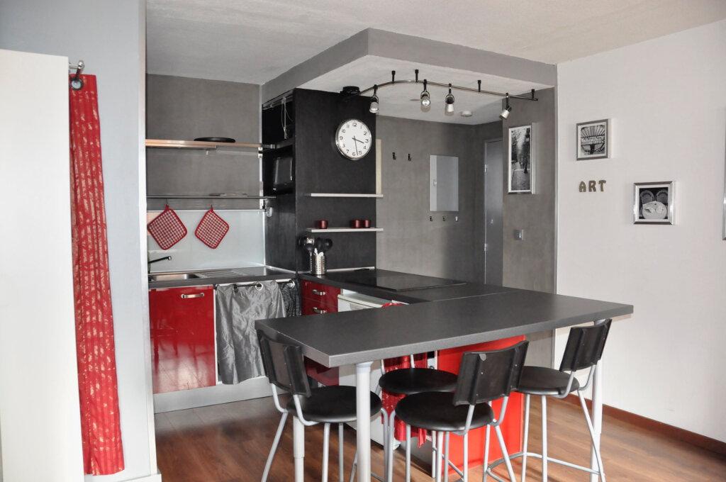 Appartement à louer 1 31.89m2 à Toulouse vignette-1