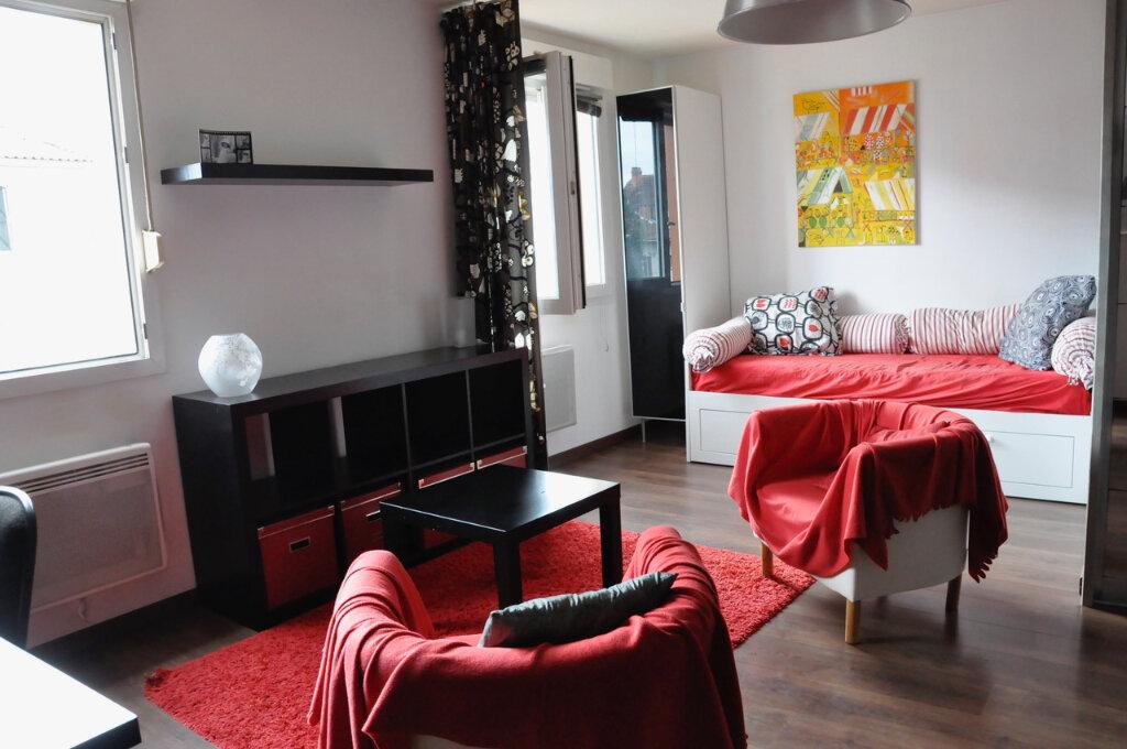 Appartement à louer 1 31.89m2 à Toulouse vignette-4