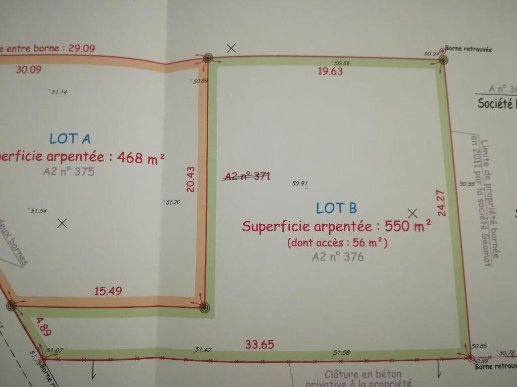 Terrain à vendre 0 468m2 à Meslay vignette-1