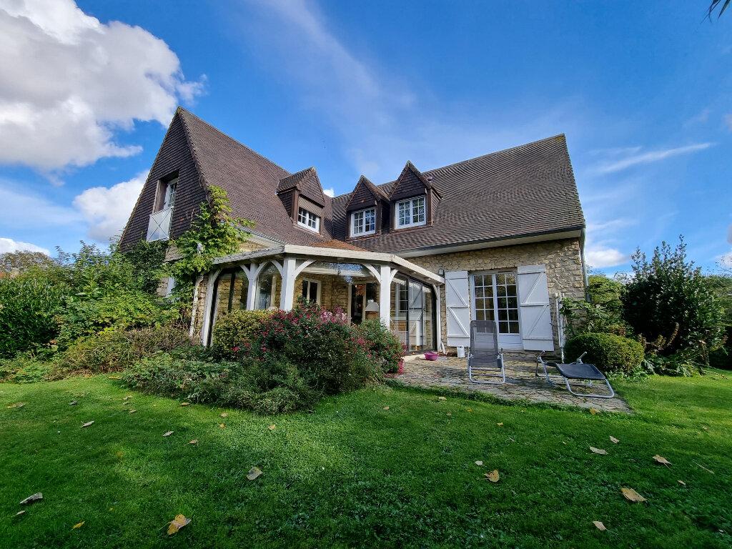 Maison à vendre 7 168m2 à Saint-Contest vignette-1