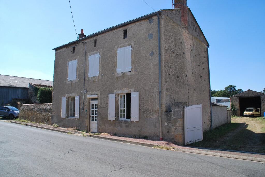Maison à vendre 2 50m2 à Tessonnière vignette-1