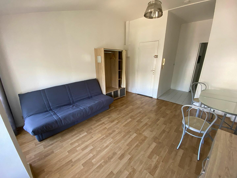 Appartement à louer 1 21.51m2 à Poitiers vignette-1